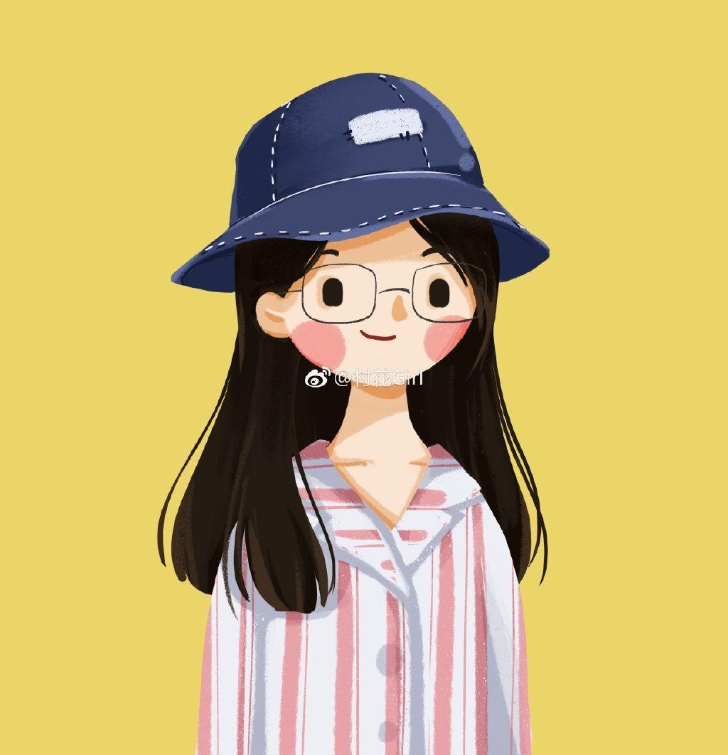 Pin Oleh Patcharaporn Jaiyasith Di 村花girl Ilustrasi Karakter Gambar Ilustrasi