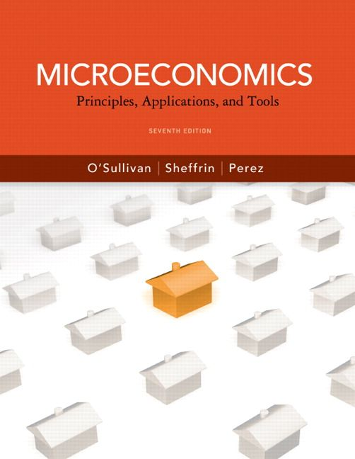 Test bank solutions for microeconomics principles applications and test bank solutions for microeconomics principles applications and tools 7th edition by osullivan isbn fandeluxe Image collections