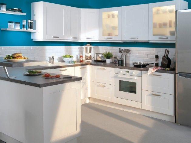 finest cuisines conforama cuisine montral with cuisine bruges blanc conforama. Black Bedroom Furniture Sets. Home Design Ideas