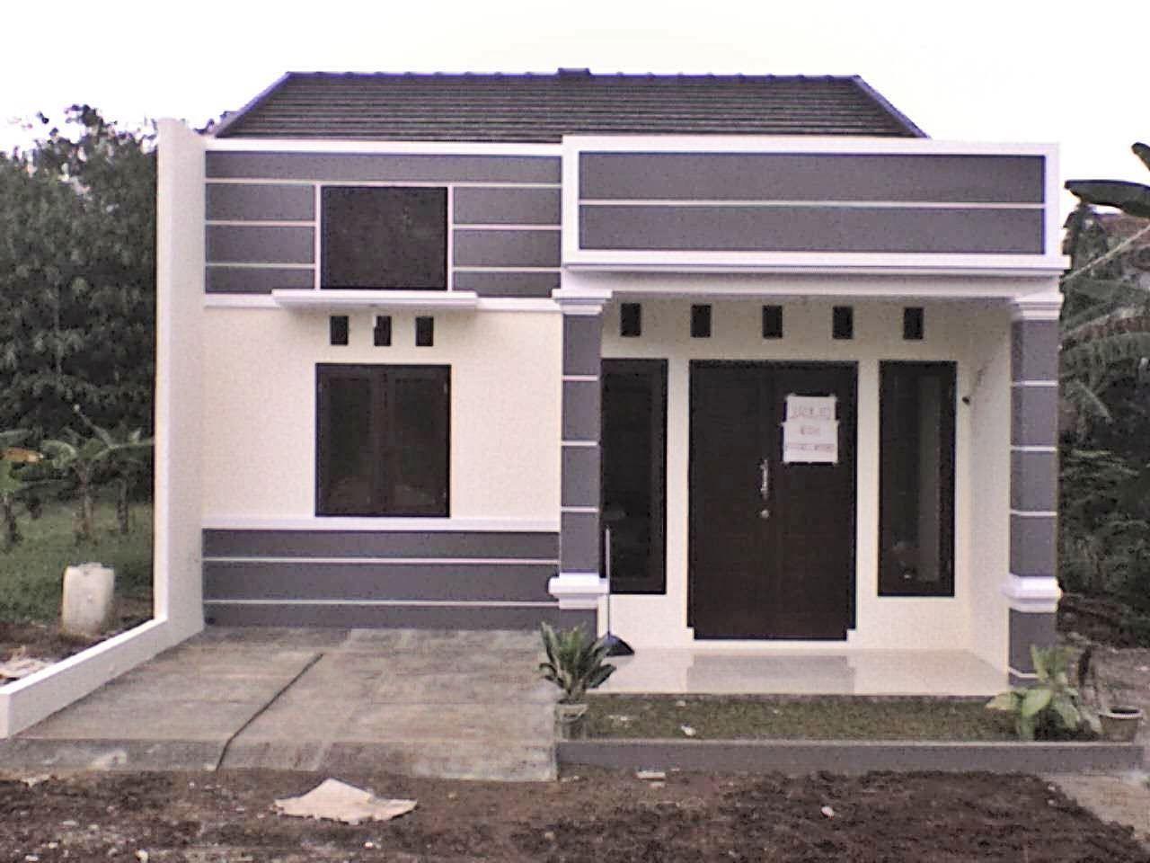 Gambar Desain Rumah Minimalis Type 21 Cek Bahan Bangunan