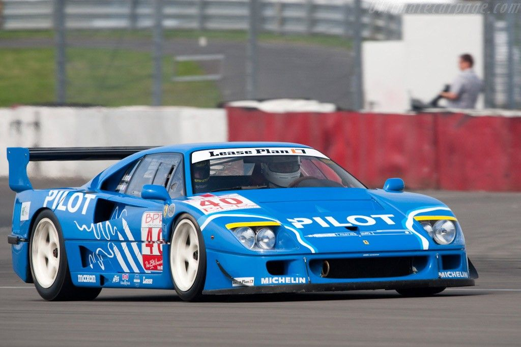 1989 - 1994 Ferrari F40 LM - Images, Specifications and Information ...