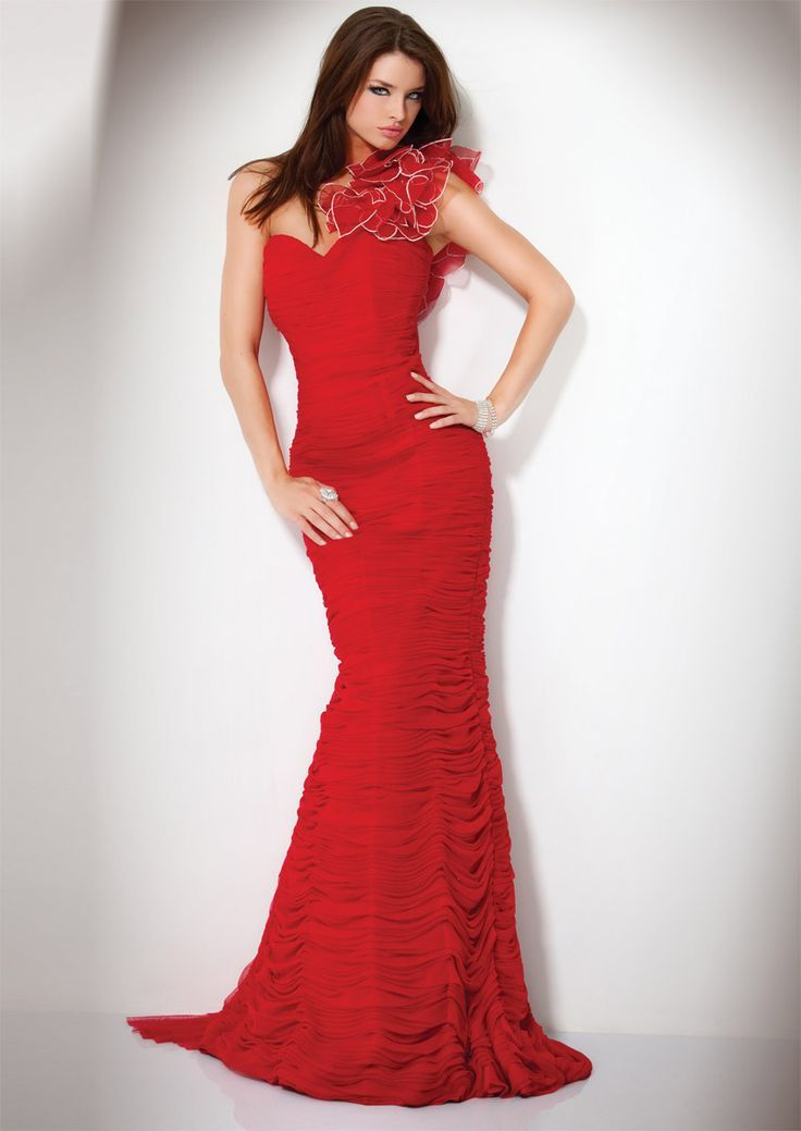 # Abendkleid # Abendkleid # Herrliches Abendkleid Design ...