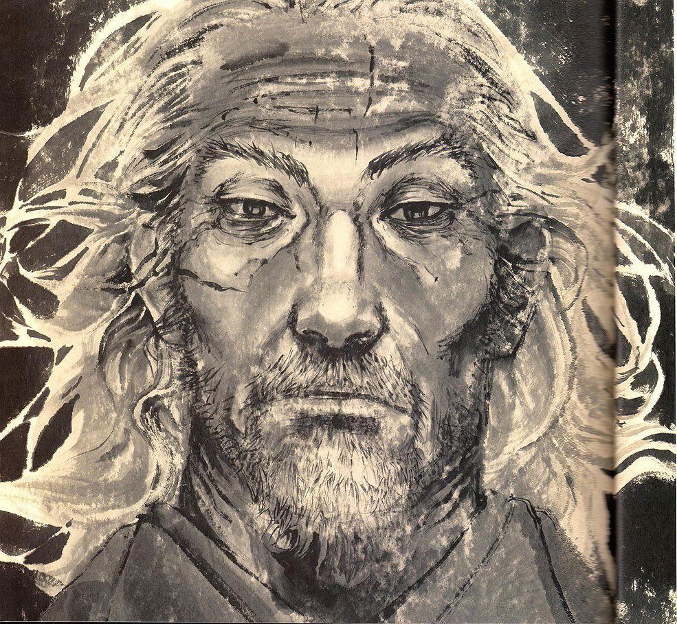 Read Vagabond 200 Online: Takehiko Inoue-Old Musashi
