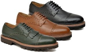 Groupon - Joseph Abboud Edgarton or Edward Men's Oxford in [missing {{location}} value]. Groupon deal price: $39.93
