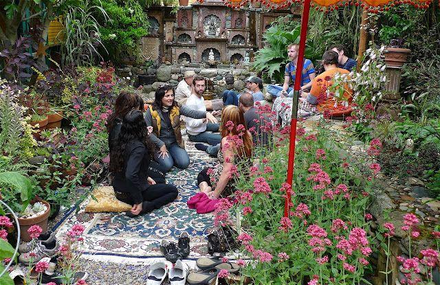 Jeffrey Bale's World of Gardens: July 2011