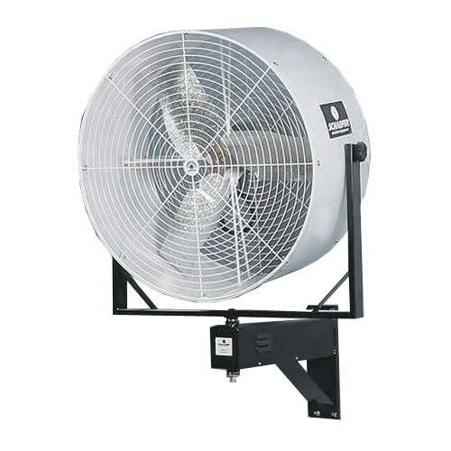 Schaefer 36 Inch Wall Mt Osc Fan Industrial Fan Garage Tools Ultimate Garage