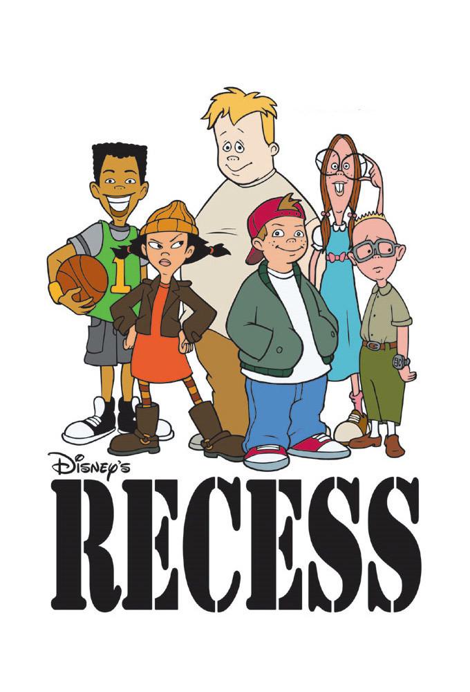 Recess Google Search Dibujos Animados Viejos Caricaturas Viejas La Banda Del Patio