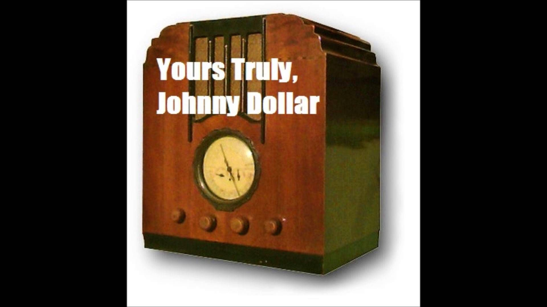 Yours Truly, Johnny Dollar - The Fathom Five Matter - Bob Bailey