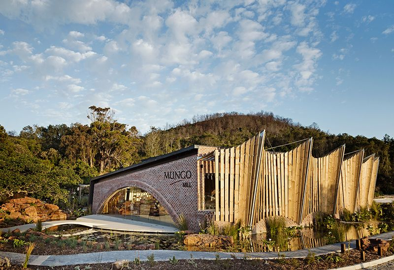 360º Tour of Mungo's New Plett Mill