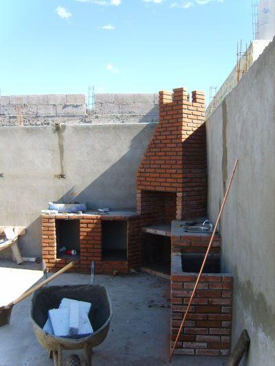 Ampliaciones remodelaciones y construccion bardas for Asador en patio pequeno