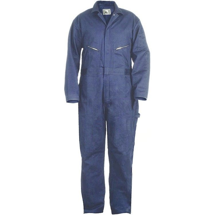 Berne Deluxe Unlined Coverall 8.2 oz. 100 Cotton