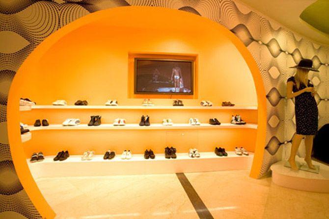 Bosco Pi   Karim Rashid, Designer | Arch. (Modern) | Pinterest | Store  Design, Shoe Store Design And Store Interior Design