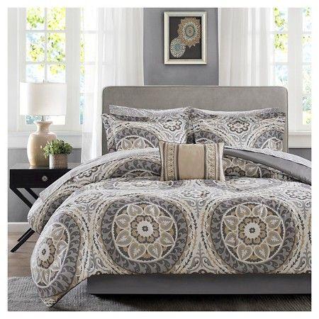 Nepal Medallion Complete Multiple Piece Comforter Set  Target Bed