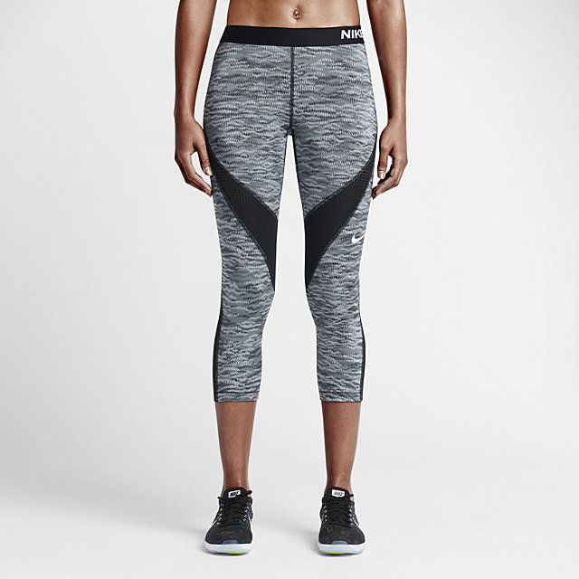 Nike Pro Hypercool Reflect Women's Training Capris.