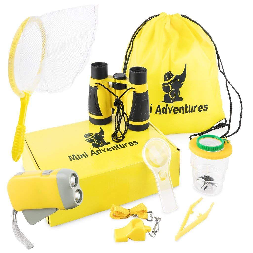 Outdoor Kids Adventure Kit for Boys & Girls