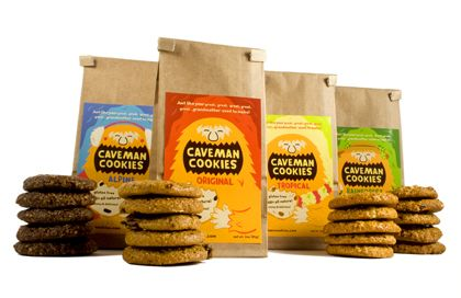 Ingredients in Cavemen Cookies are all-natural, with no preservatives... http://www.paleofoodonline.com/caveman-cookies/