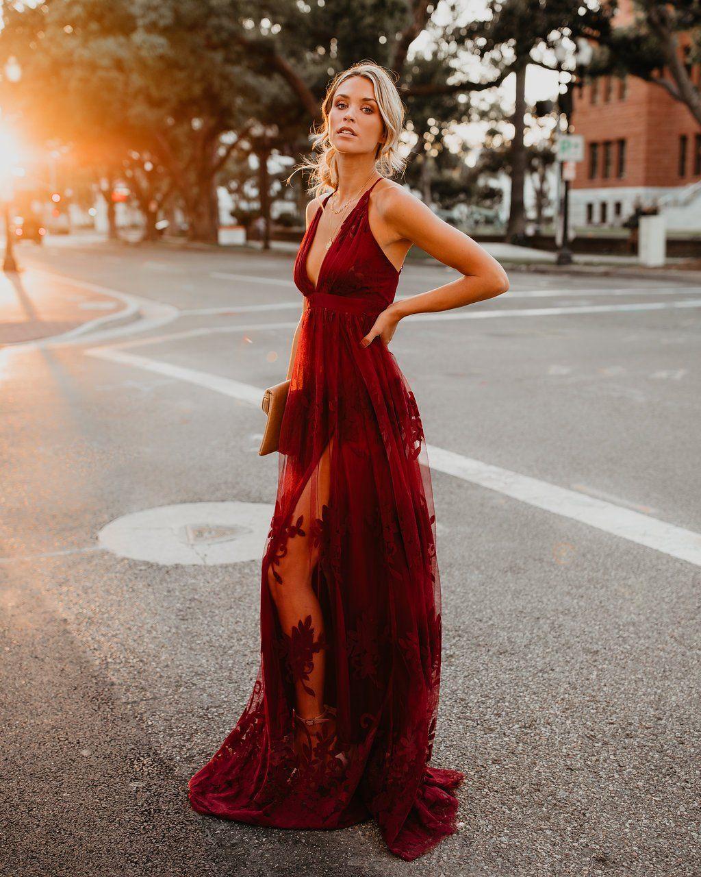 Antonia Maxi Dress Wine Long Prom Gowns Photoshoot Dress Burgundy Prom Dress [ 1280 x 1024 Pixel ]