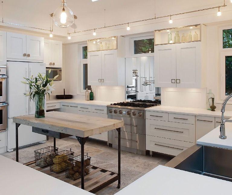 By Merit Kitchens | Kitchen cabinets in bathroom, Kitchen ...