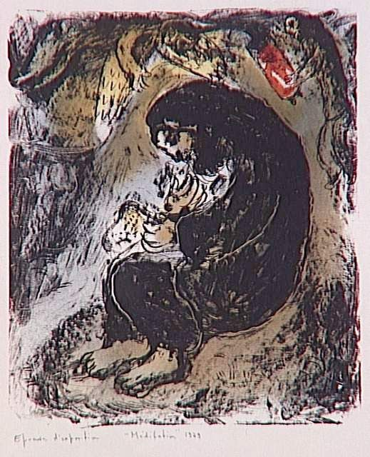 Meditación, 1979