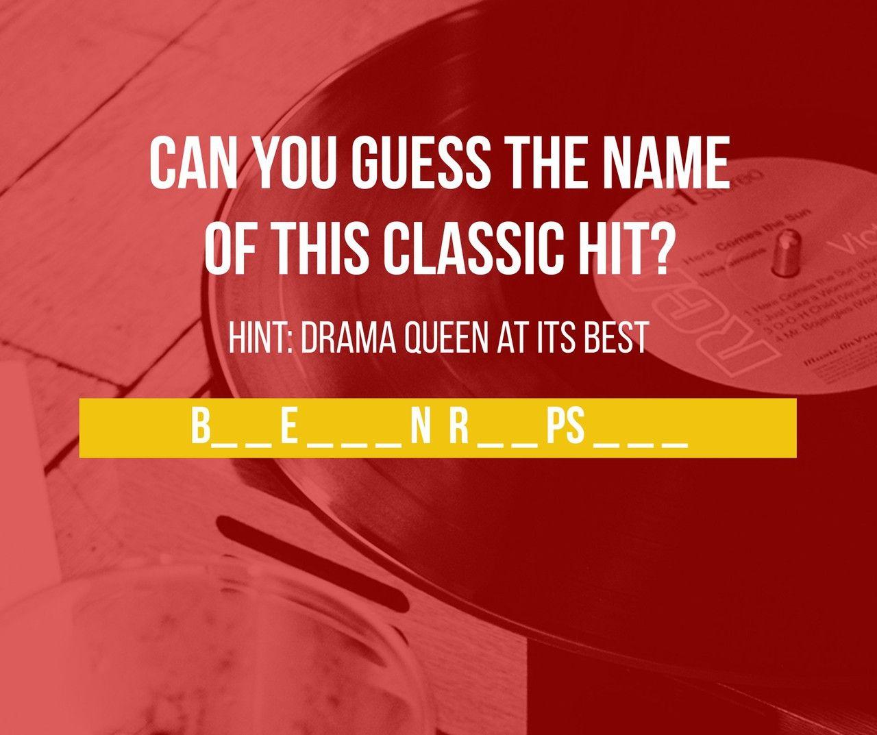 Answer bohemian rhapsody queen term life best