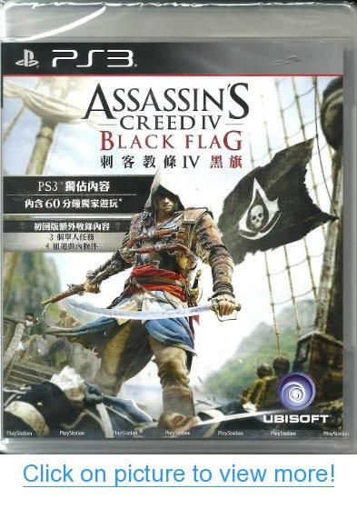 Assassin S Creed Iv Black Flag English Voice Chinese Subtitles