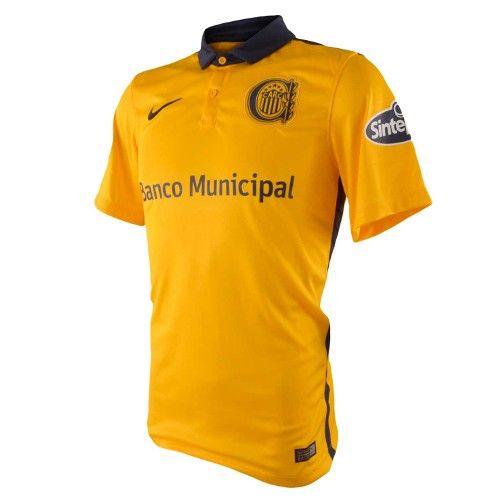 Stadium Rosario Oficial 2016 Camiseta Central Alternativa Nike PXkiuZ