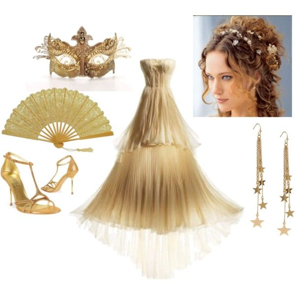 Legacy's Masquerade Dress and Mask // Even though Legacy never grew up rich  and swathed - Legacy's Masquerade Dress And Mask // Even Though Legacy Never