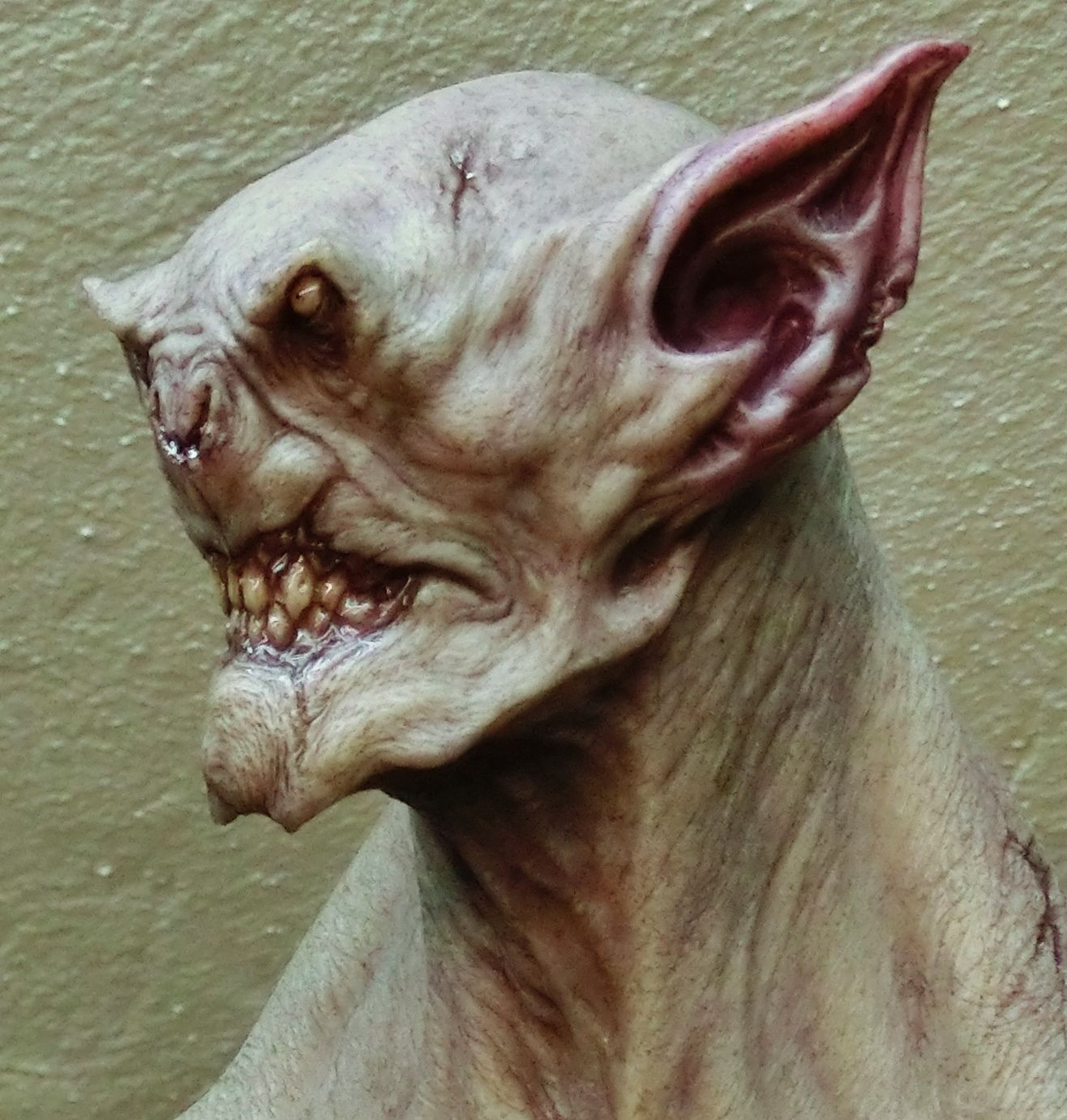 Creature Spot - The Spot for Creature Art, Artists and Fans - Goblinorc