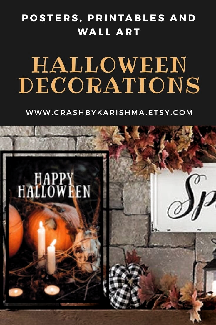 Hey there guys lets celebrate together Halloween with these decorations. Hallowe #diyhalloweendecorationsforinside