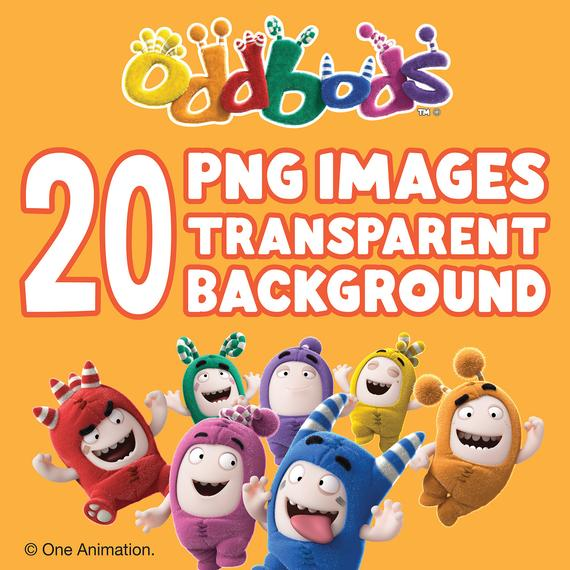 Oddbods 20 Png Images Transparent Background In 2020 Clip Art