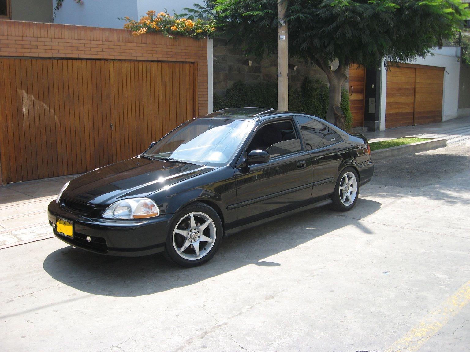 Honda Civic Ex Coupe 98 Img_2618