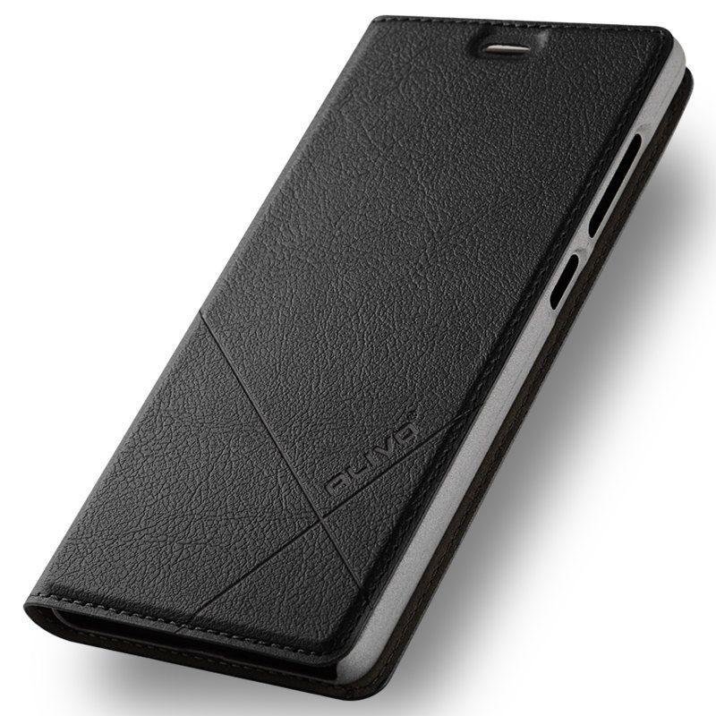 uk availability 97428 c2672 xiaomi redmi 5a Case PU Leather Business Series Flip Cover stand ...