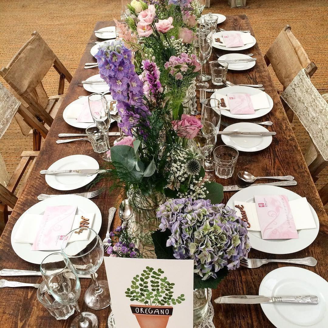 Wedding Flowers Lancashire: Such Gorgeous Wedding Table Flowers By @lancashire