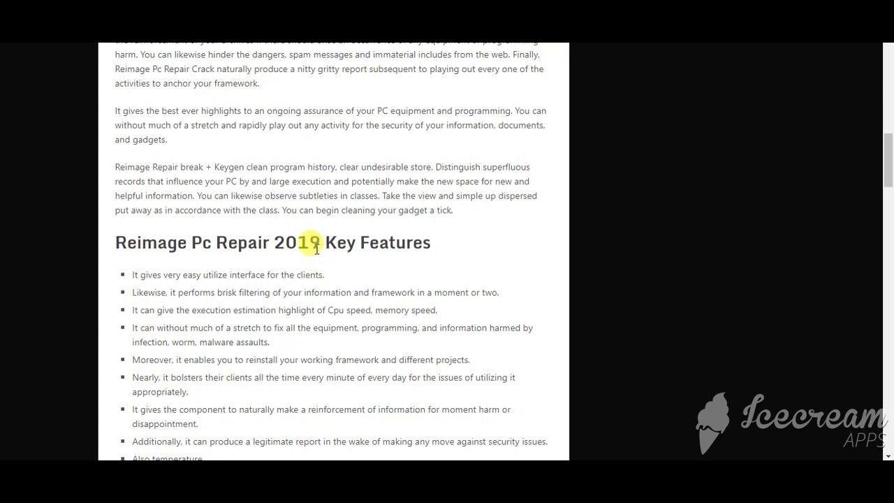 reimage repair keygen license key
