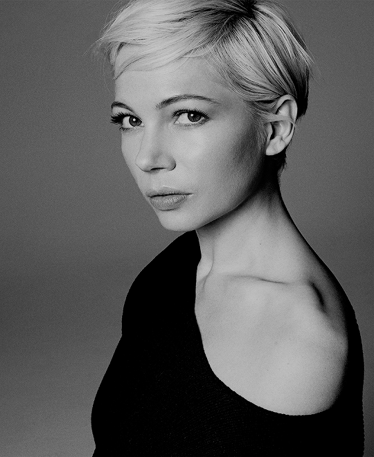 Michelle Williams photographed by Daniel Jackson for WSJ Magazine (February 2017)