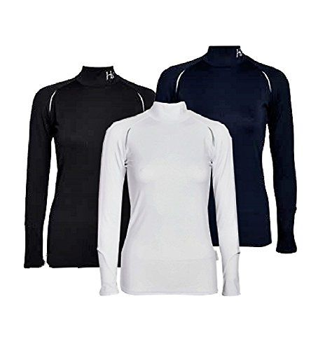 Horseware Sara Competition Shirt L/S White XSmall