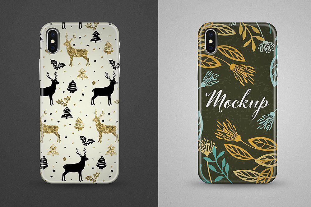 Download Iphone 10 X Case Mock Up Design Mockup Free Mockup Free Psd Free Packaging Mockup