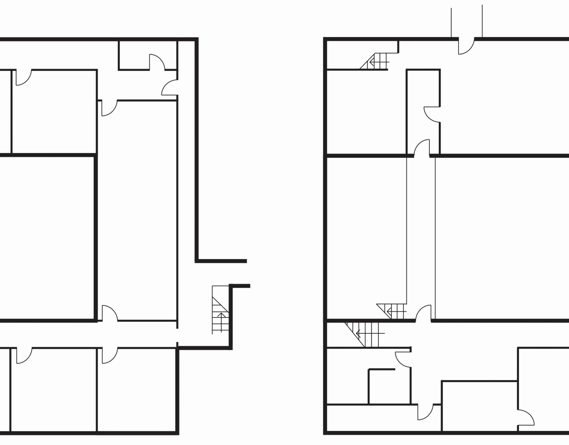 Blank Floor Plan Template In 2020 With Images Cleaning