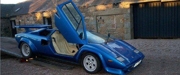 Countach Replicas Kit Cars Kit Cars Kit Cars Lamborghini