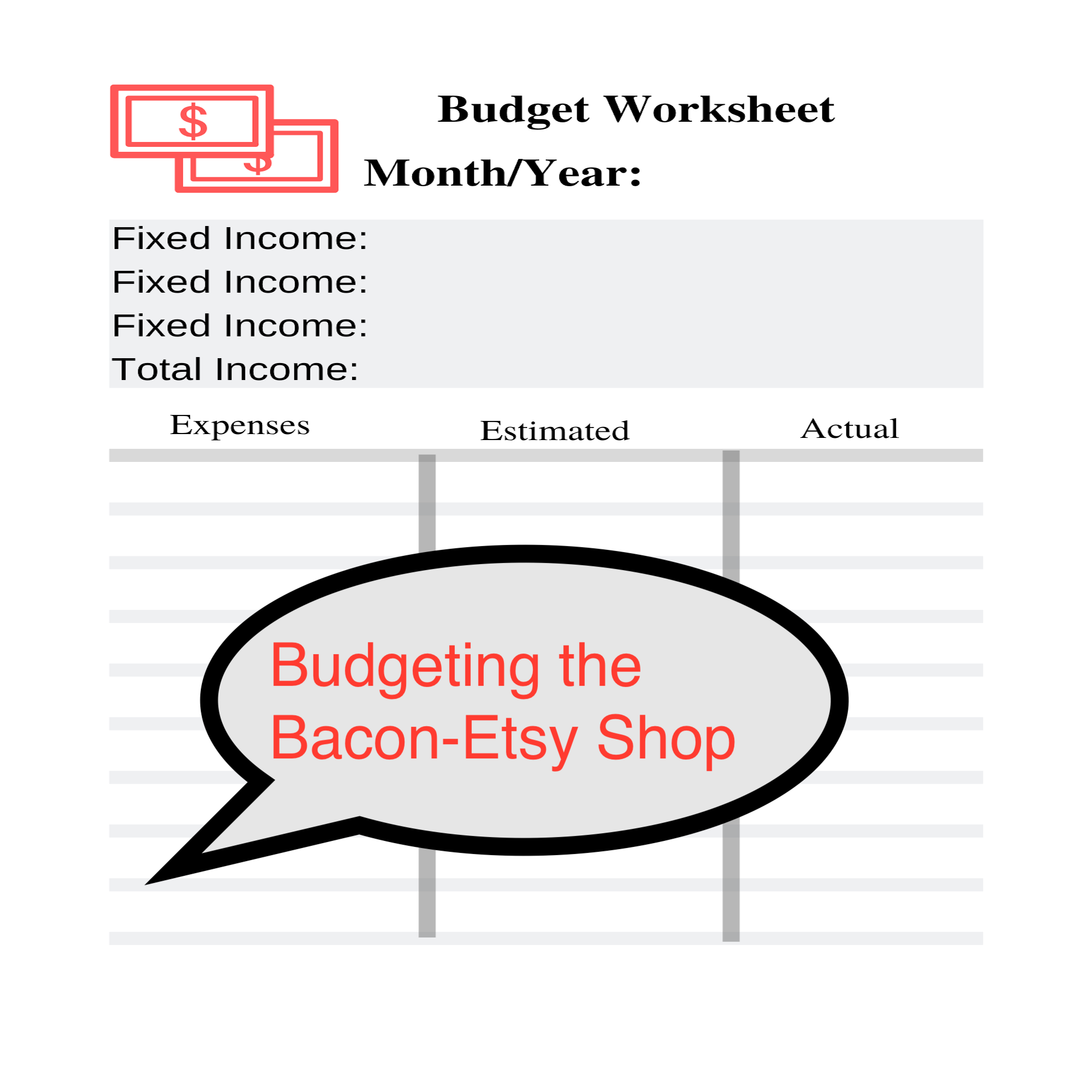 Pin On Budgeting Finances Planners Budgeting Worksheets