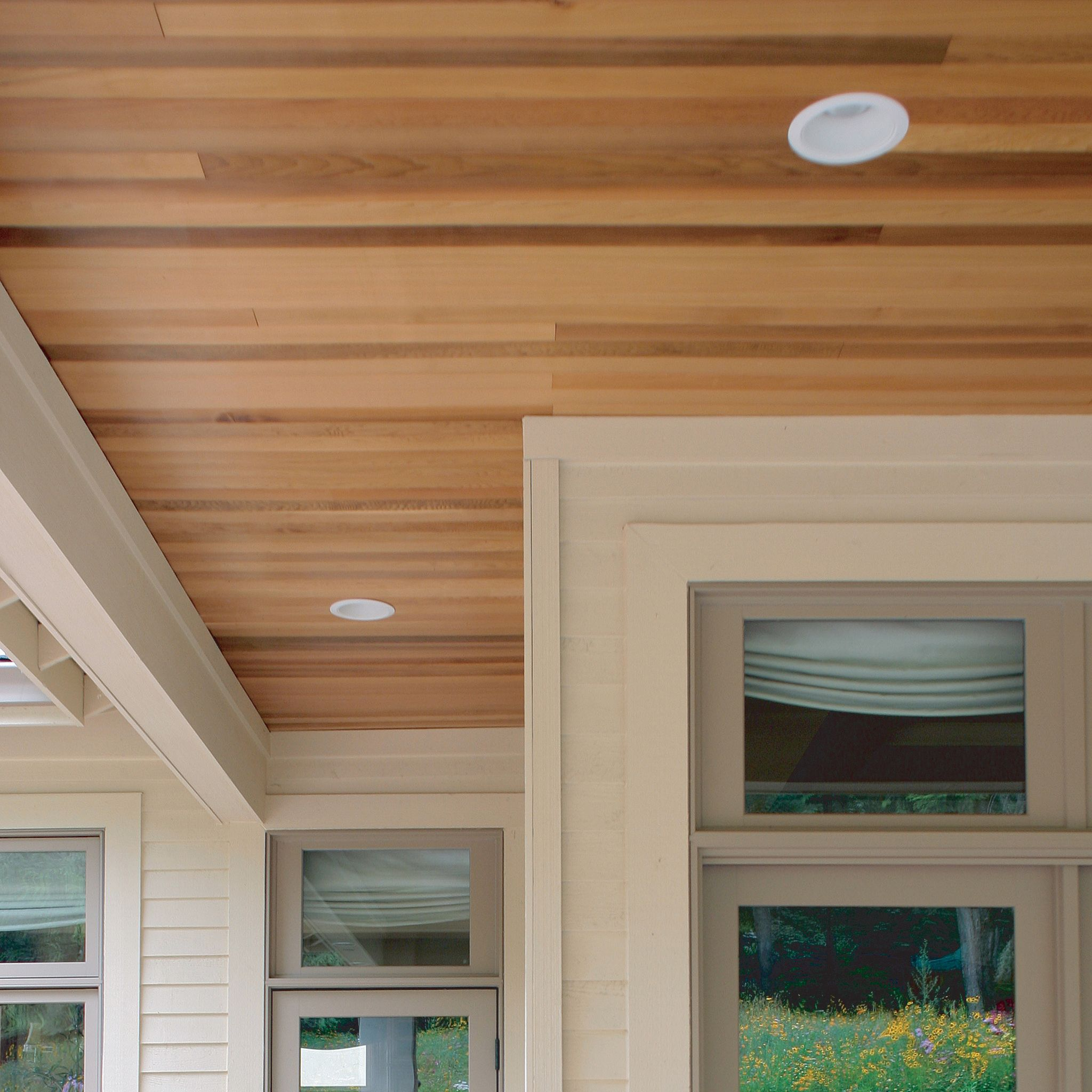Clear Cedar Pattern For Ceilings Cedar Roof Cedar Paneling Cedar Homes