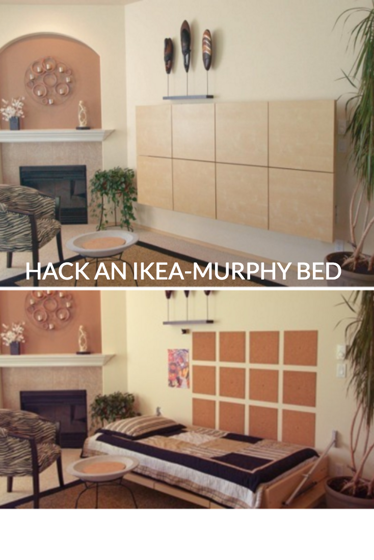 Save Moolah And Space With The Moddi Murphybed Ikea