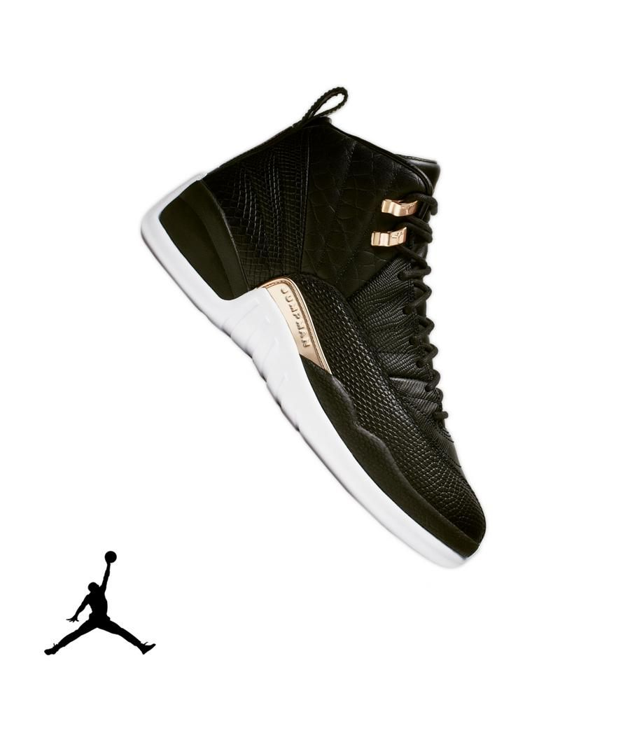 black and gold jordans hibbett sports
