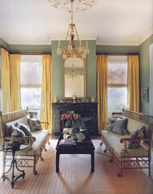 A Traditional New Orleans Interior By Thomas Jayne One Of My