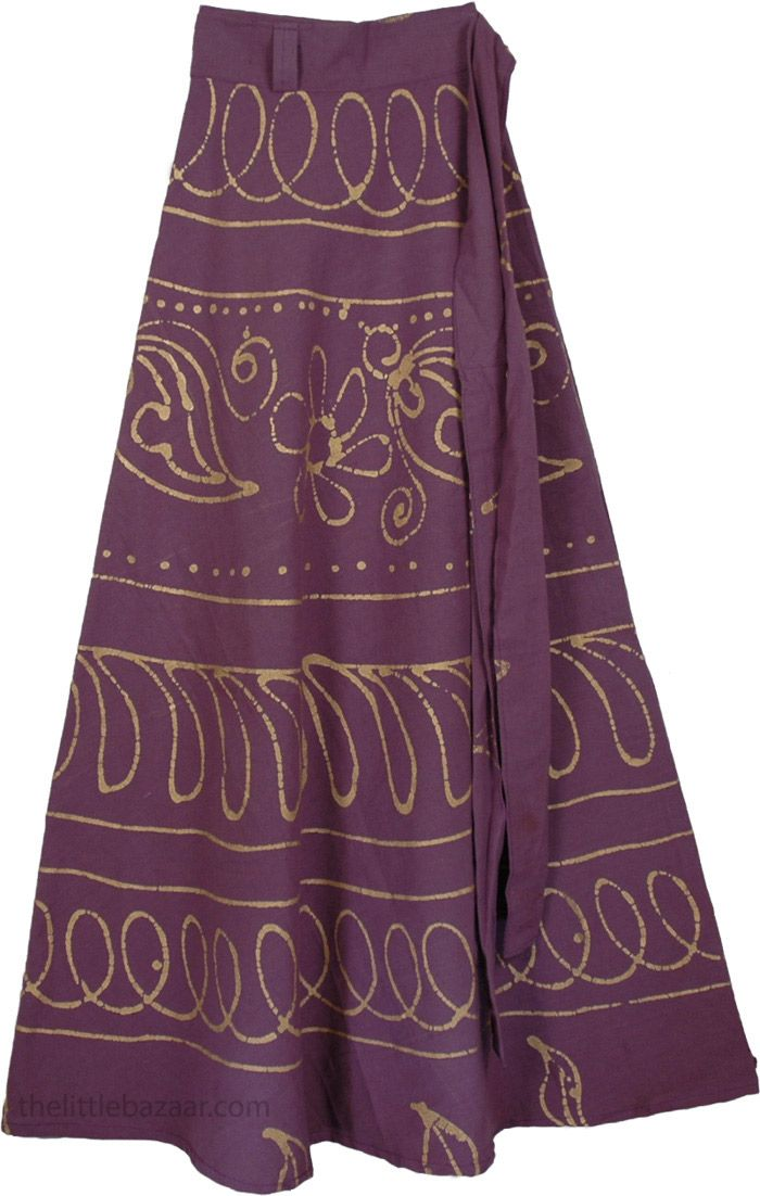 69 best ideas about Wrap Around Skirt Love on Pinterest | Wrap ...