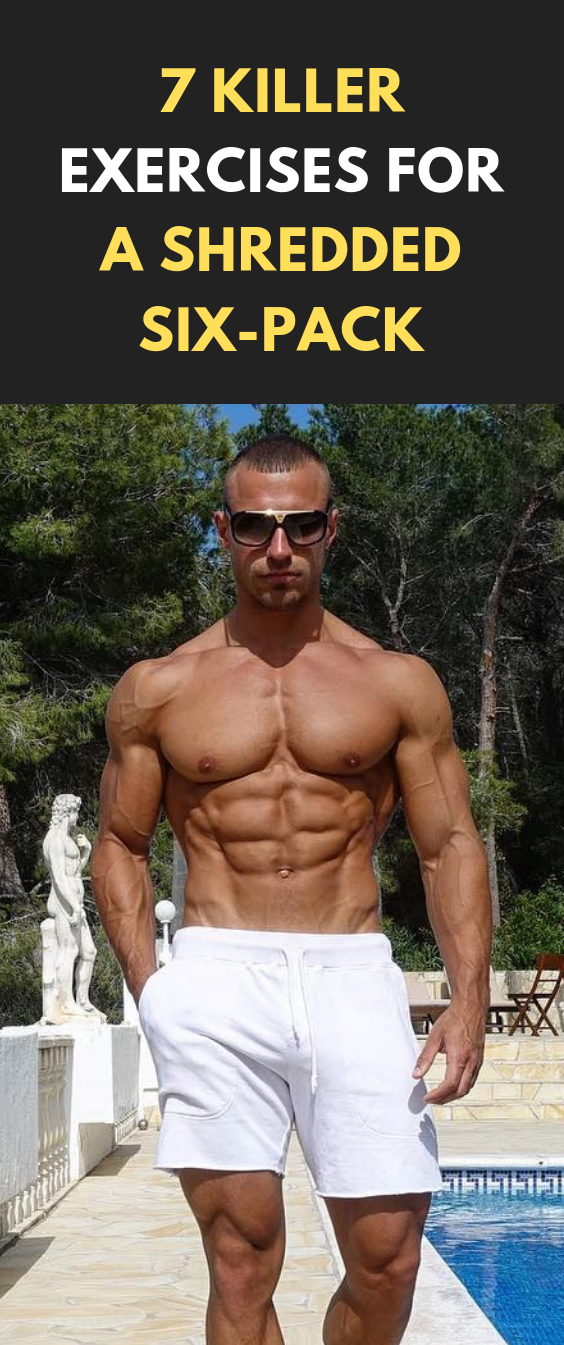 Pin On Abs Workouts Six Pack