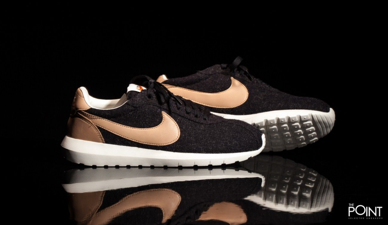Nike Roshe Ld 1000 Negro Marrón zapatillas Pinterest Zapatillas