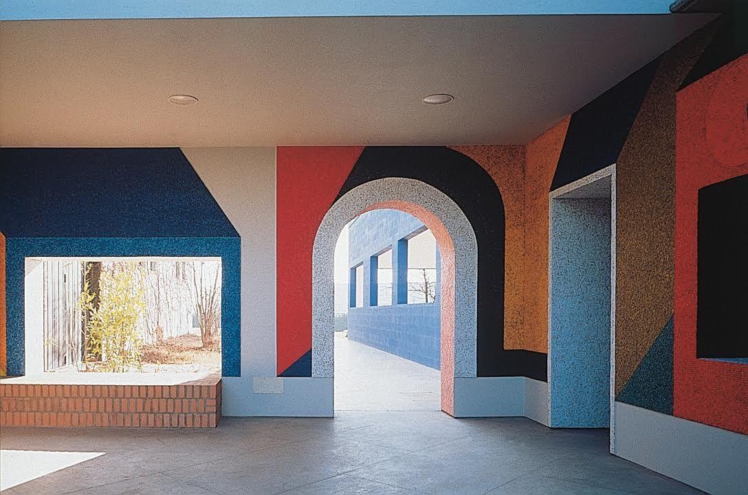 Arredamento Postmoderno ~ Museo dellarredo ravenna ettore sottsass 1967 spaces