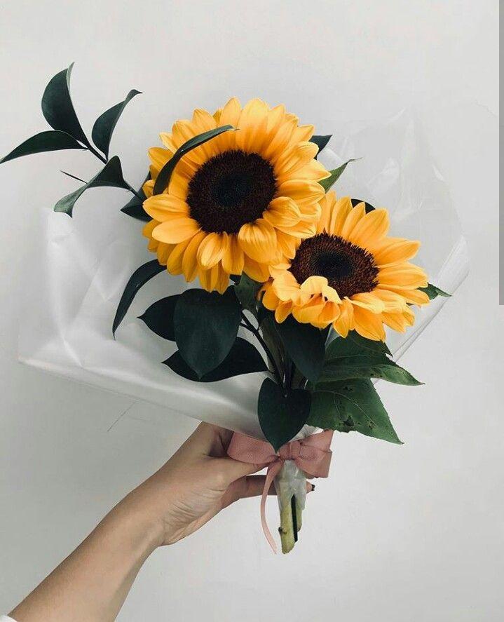 Pin By Valu Or Valen On Romanticas Beautiful Bouquet Of Flowers Flower Aesthetic Sunflower Wallpaper