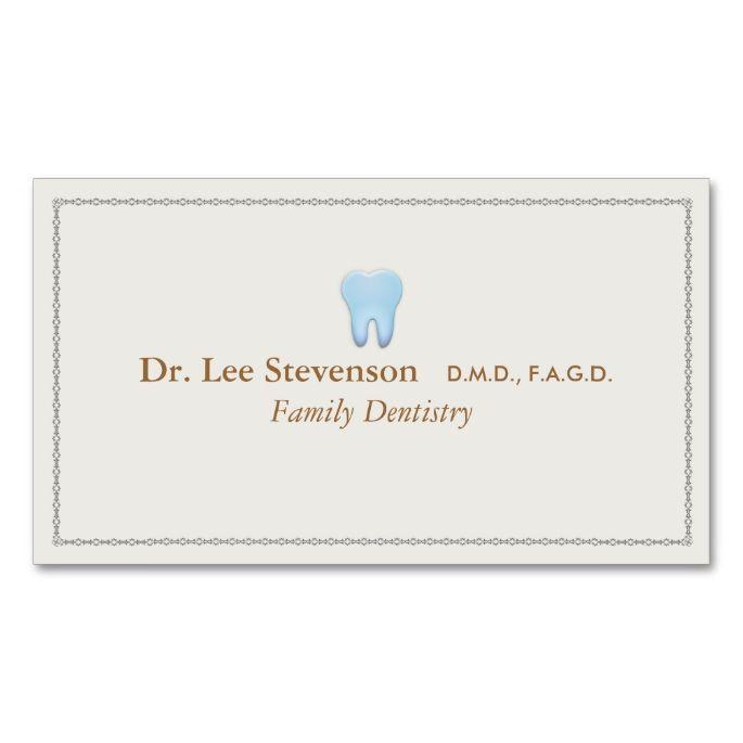 Zahnarzt Geschäfts Karte Sowie Zahnarzt Geschäfts Karten
